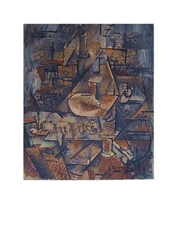 Georges Braque. Reverdy.2