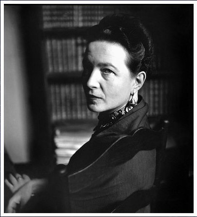 Beauvoir Elliot Erwitt