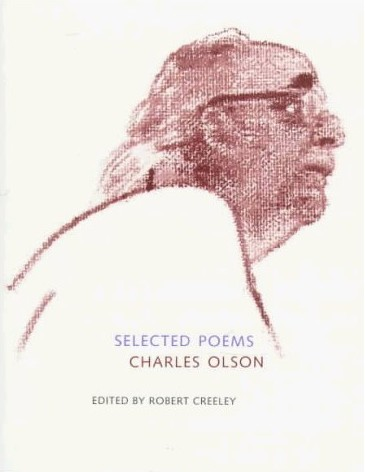 Olson Selected Poems