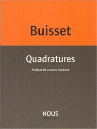 Dominique Buisset, Quadratures 2