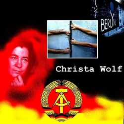 PORTRAIT DE CHRISTA WOLF