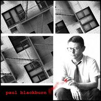 Portrait de paul blackburn