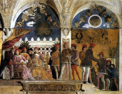 Andrea_Mantegna_-_The_Court_of_Mantua