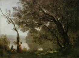 Corot, Mortefontaine