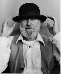 Ferlinghetti portrait