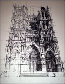 Amiens_Cathedral_by_leArchitecte