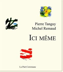 Tanguy Ici même