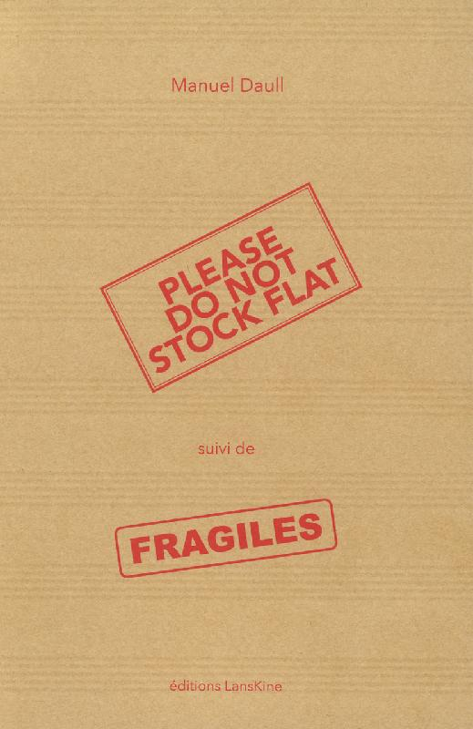 Manuel Daull  Please do not stock flat
