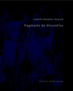 Howald Fragments du discontinu